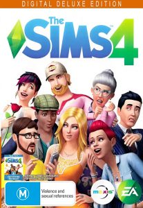 The Sims 4 : Deluxe Edition