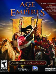 AGE OF EMPIRES 3 COMPLETE COLLECTION cover