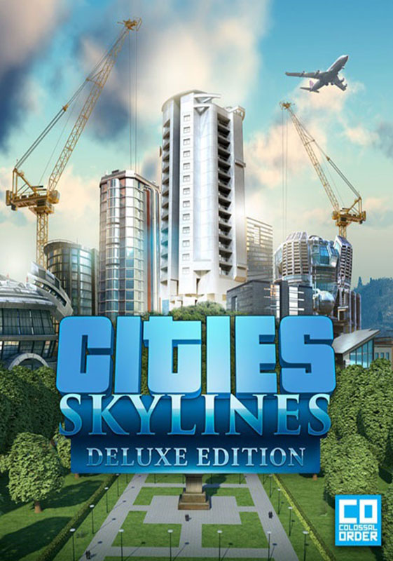 Cities : Skylines – Deluxe Edition + ALL DLCs