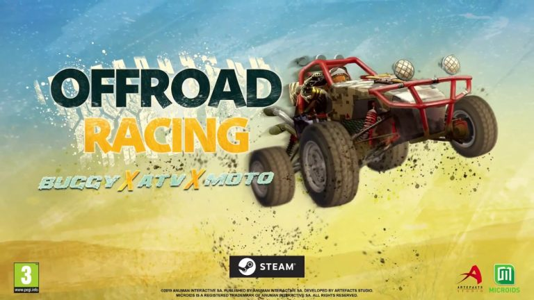 Off Road Racing Buggy