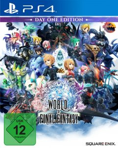 World of Final Fantasy Day One Edition pc