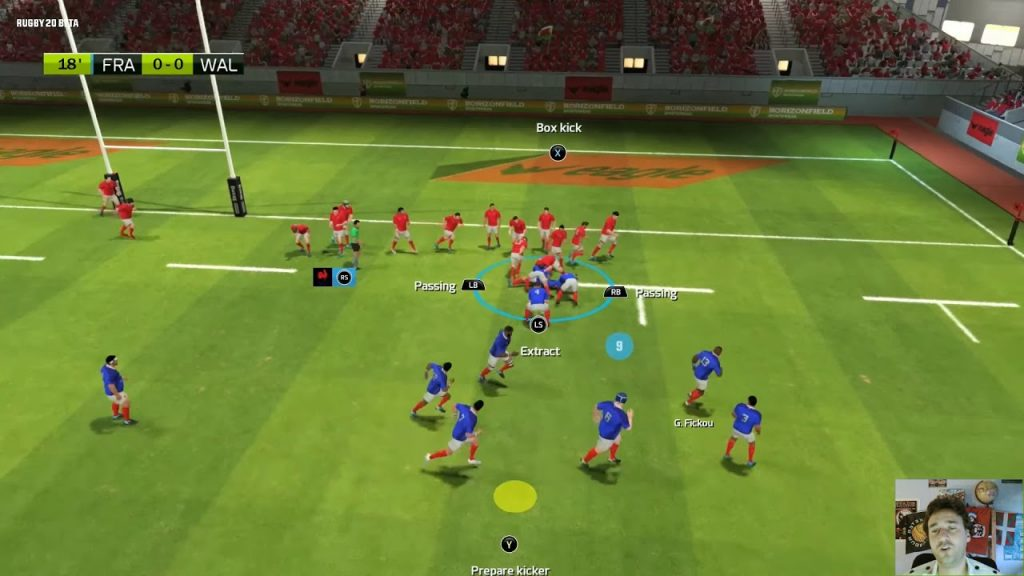 rugby 2020 gameplay