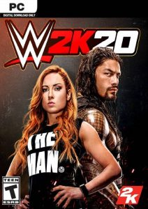 WWE 2K20 Digital Deluxe Edition