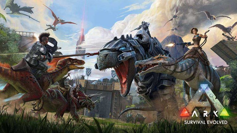 ARK Survival Evolved cover