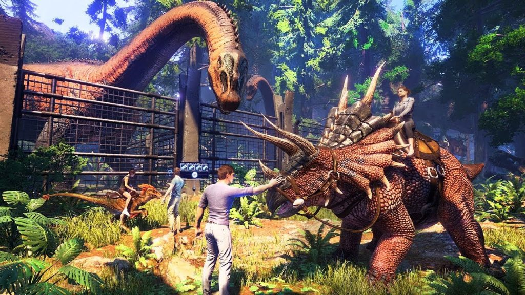 ARK Survival Evolved gameplay2