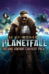 Age of Wonders Planetfall Deluxe Edition cover