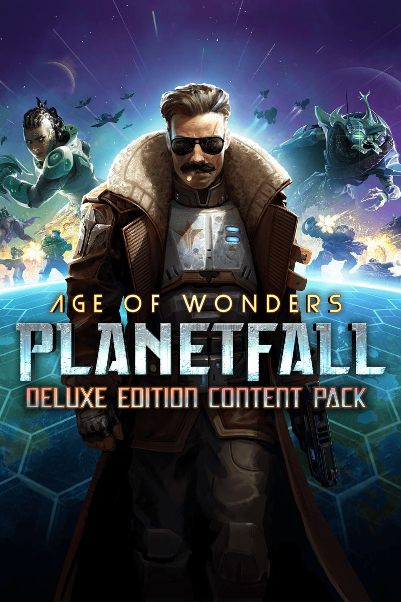Age of Wonders : Planetfall – Deluxe Edition