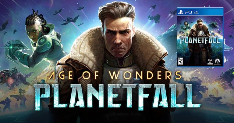 Age of Wonders Planetfall Deluxe Edition