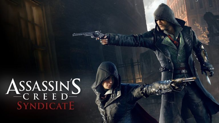 Assassin's Creed Syndicate cover
