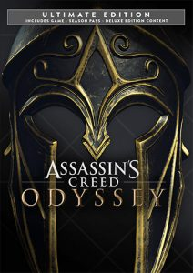 Assassins Creed Odyssey utimate Edition