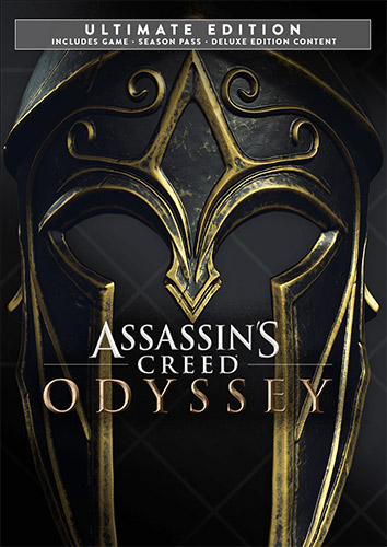 Assassin's Creed : Odyssey – Ultimate Edition