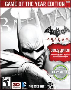Batman : Arkham City – Game of The Year Edition