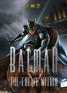 Batman The Enemy Within The Telltale Series cover
