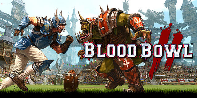 Blood Bowl 2 Legendary Edition cover