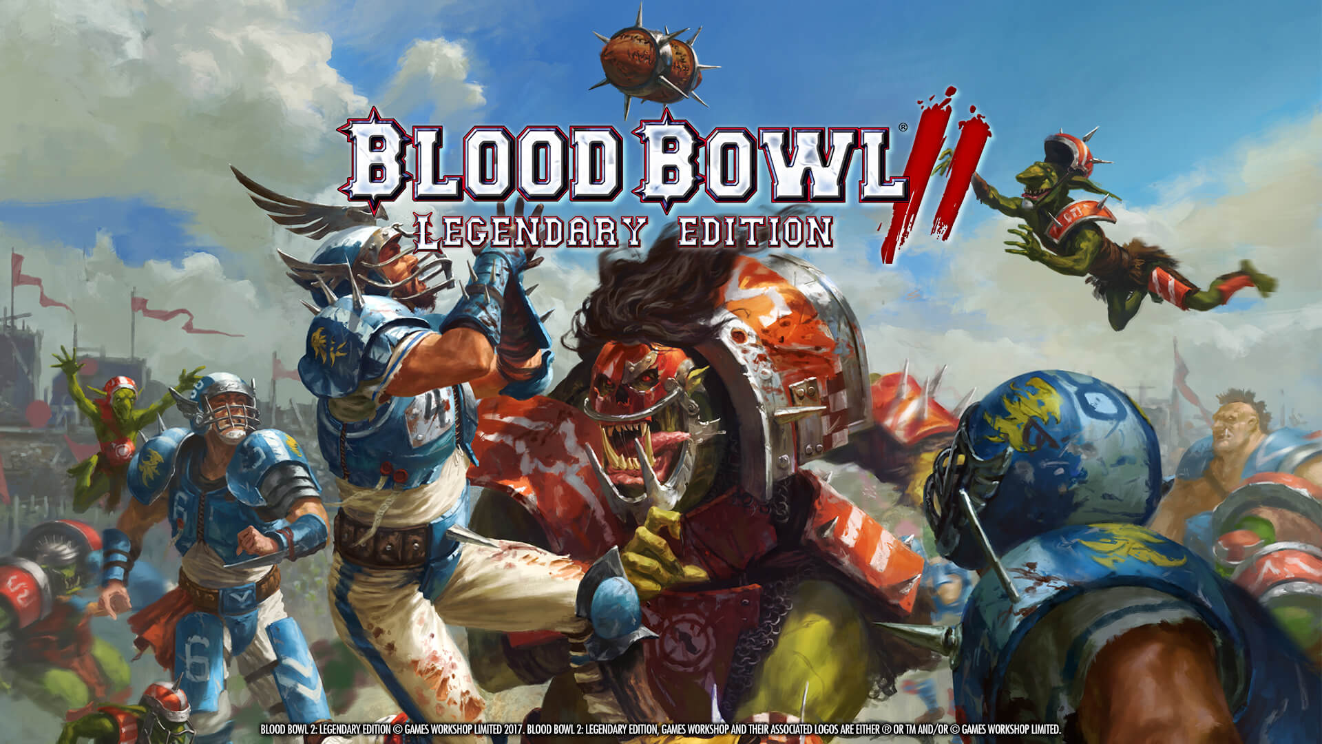 Blood Bowl 2 : Legendary Edition