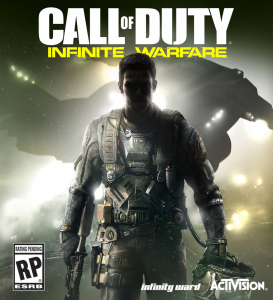 Call of Duty Infinite Warfare cover