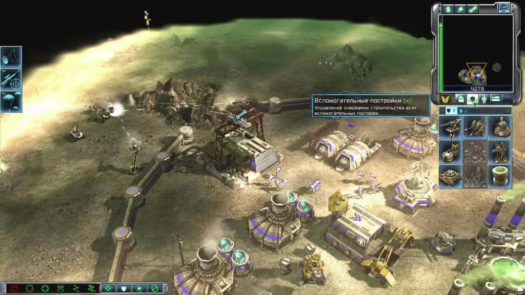 Command & Conquer 3 gameplay
