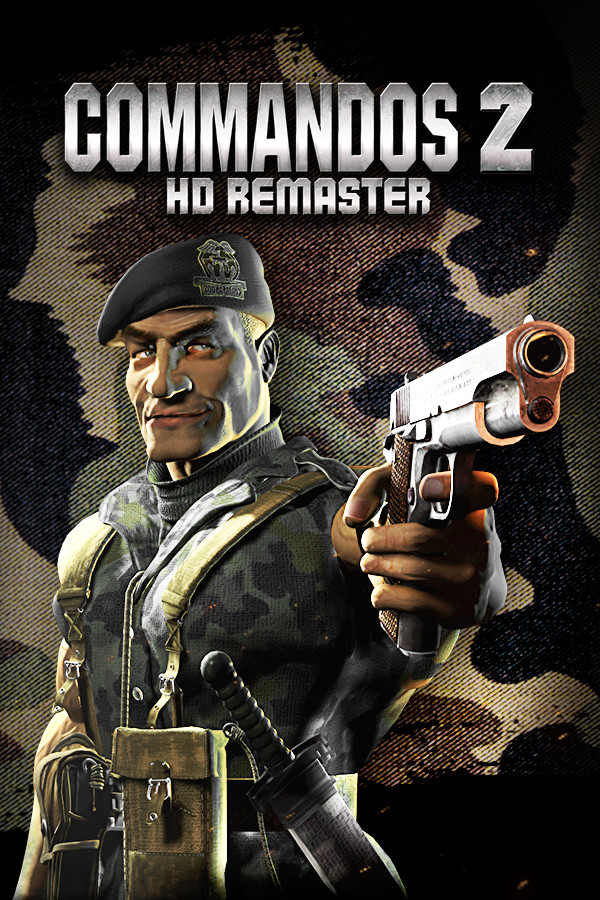 Commandos 2 : HD Remaster