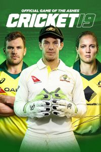 Cricket 19 cover