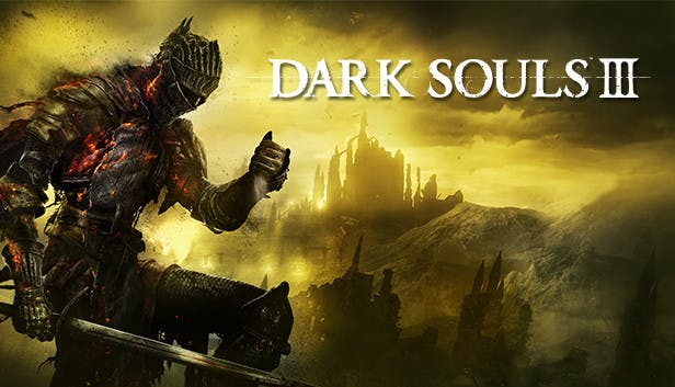Dark Souls 3 cover