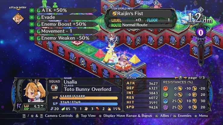 Disgaea 5 Complete gameplay
