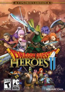 Dragon Quest Heroes 2 Explorer's Edition cover1