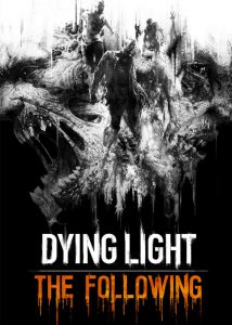 Dying Light The Following Enhanced Edition cover1