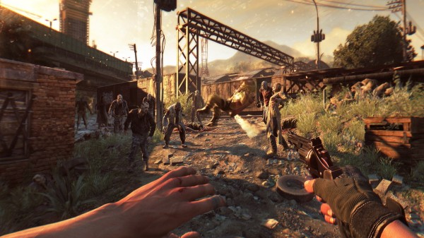 Dying Light The Following Enhanced Edition gameplay2