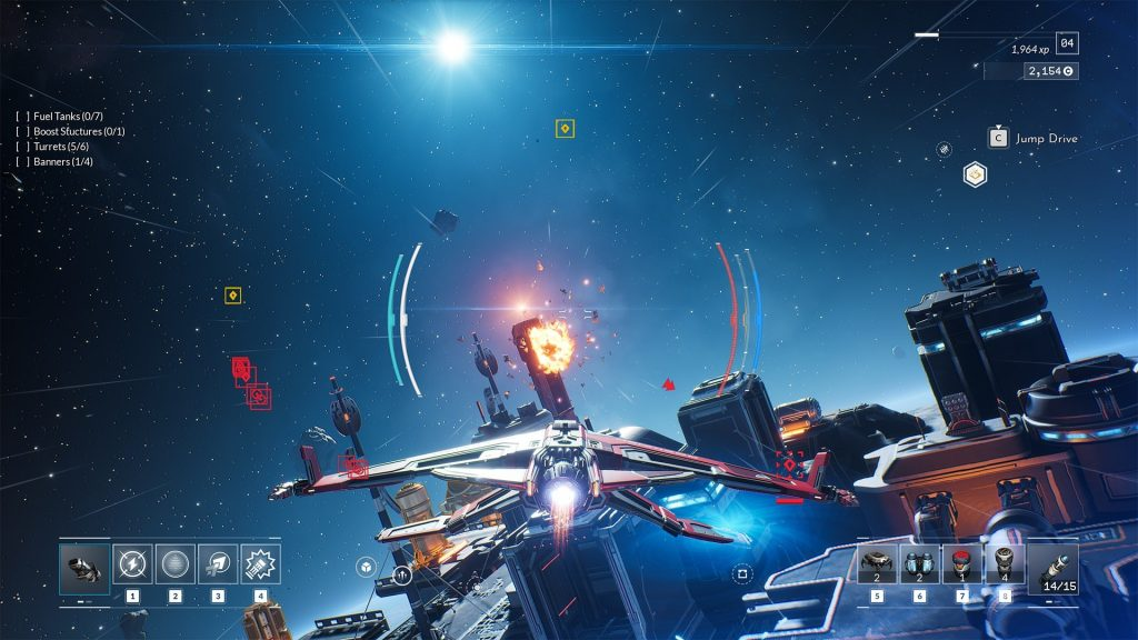 EVERSPACE Ultimate Edition gameplay