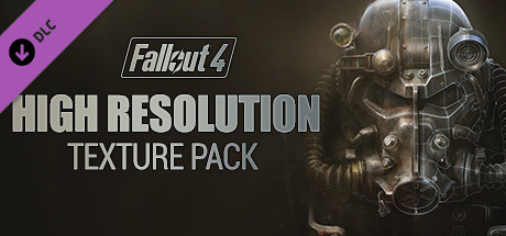 Fallout 4 High Resolution Texture Pack cover