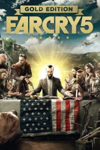 Far Cry 5 Gold Edition cover