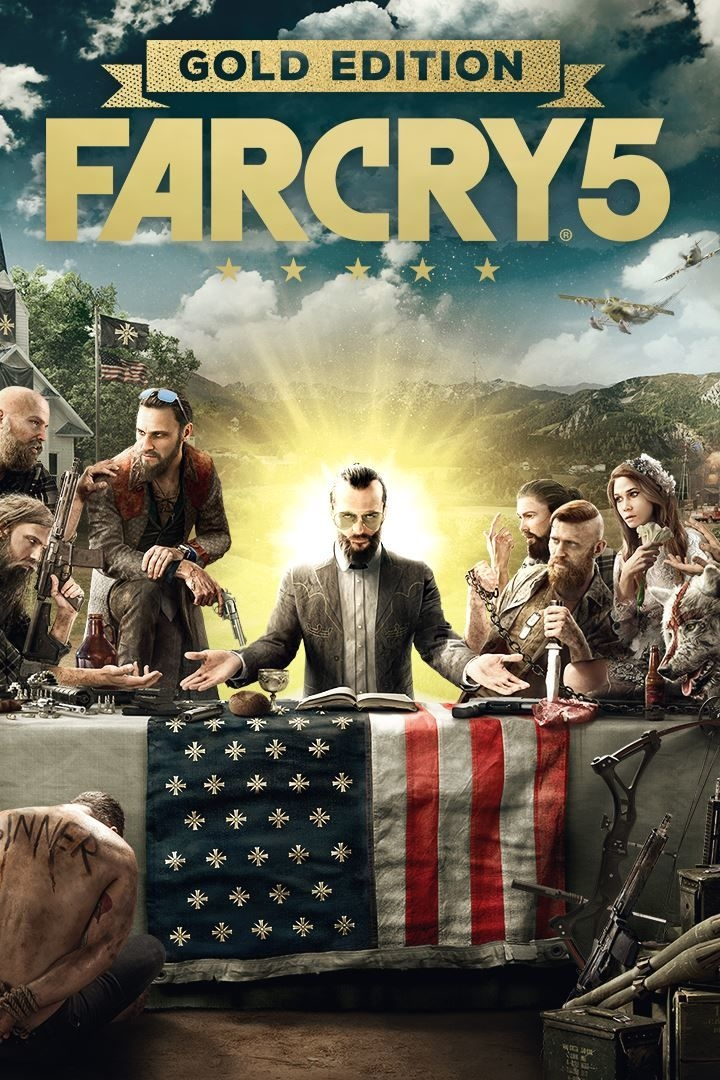 Far Cry 5 : Gold Edition + 5 DLCs