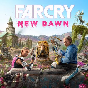 Far Cry New Dawn cover