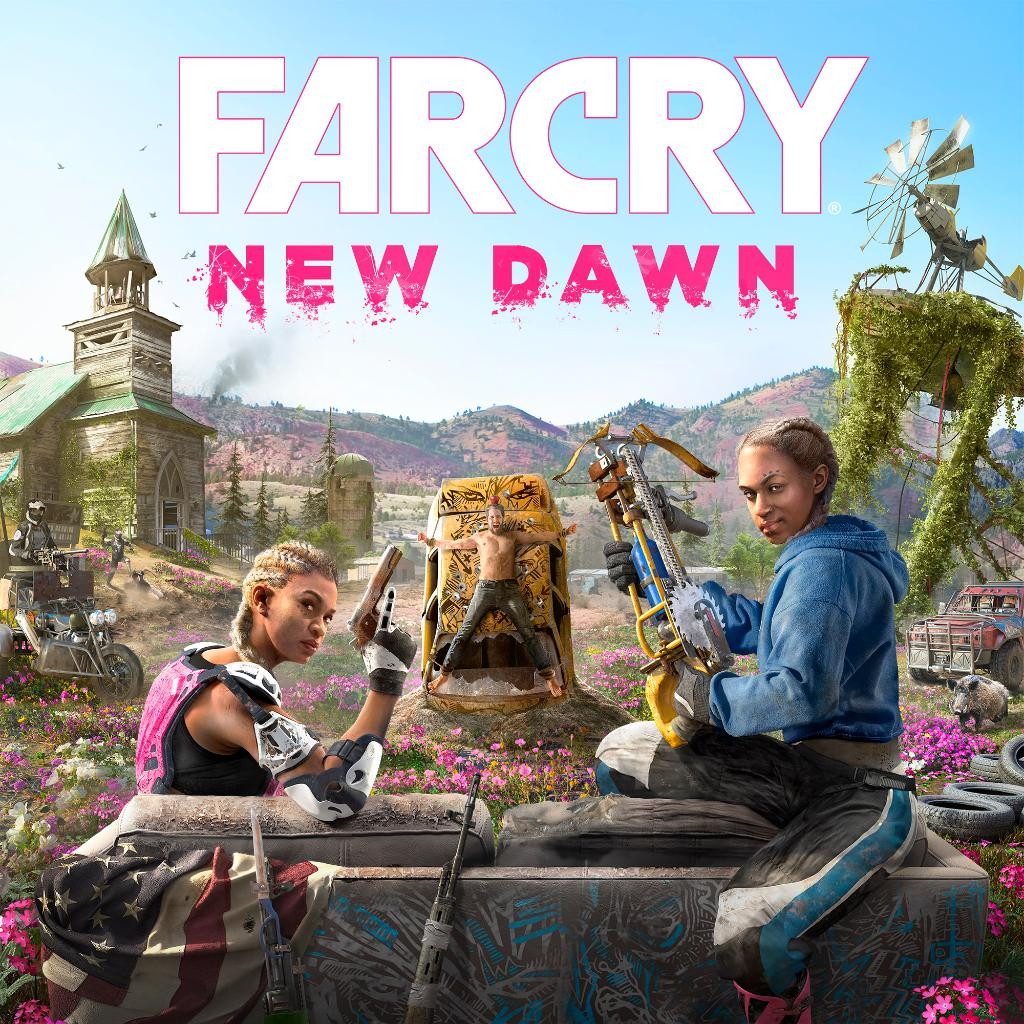 Far Cry : New Dawn (Deluxe Edition) + All DLCs & HD Texture