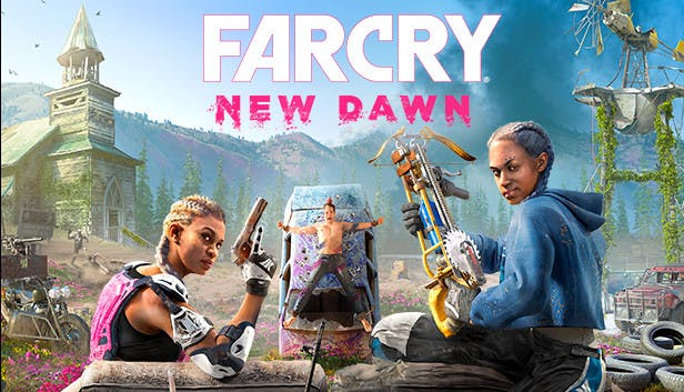 Far Cry New Dawn cover2