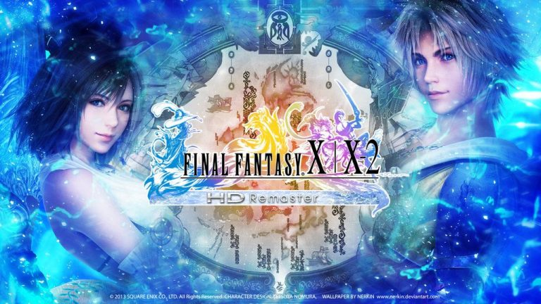 Final Fantasy X-2 HD Remaster cover