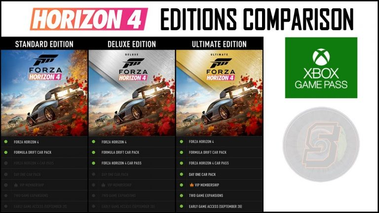 Forza Horizon 4 Ultimate Edition cover