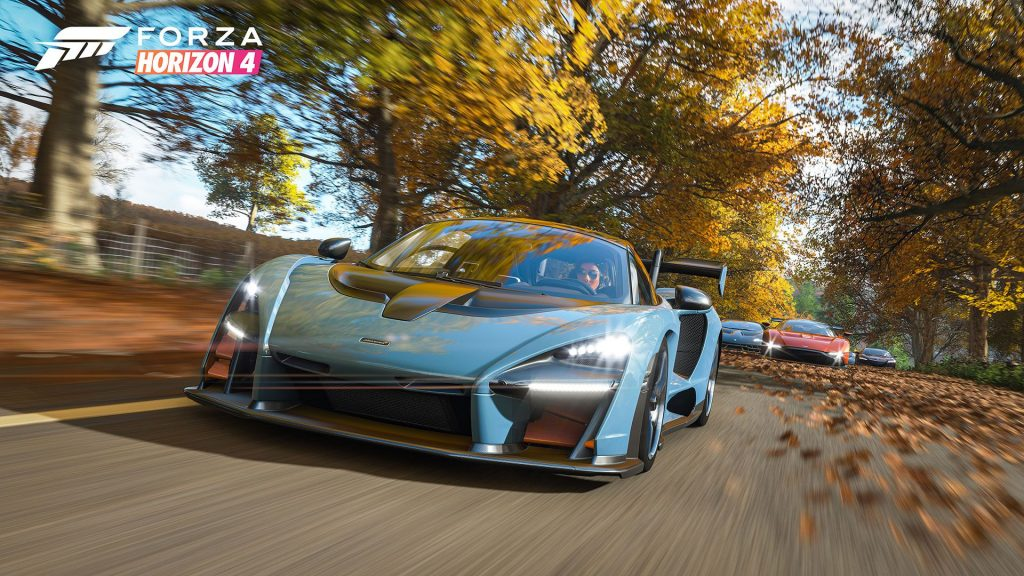 Forza Horizon 4 Ultimate Edition game