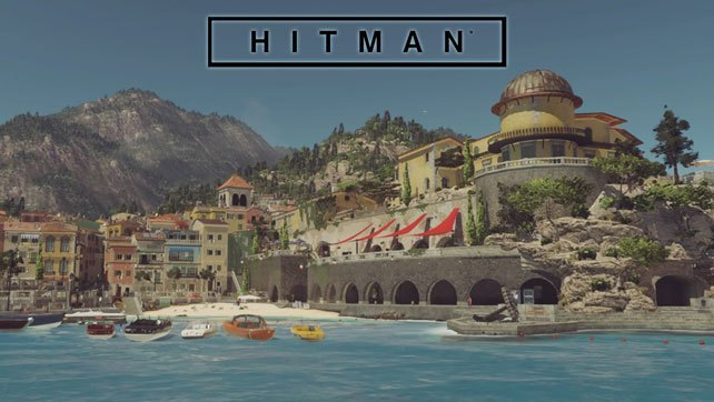 Hitman Game of the Year Edition cover