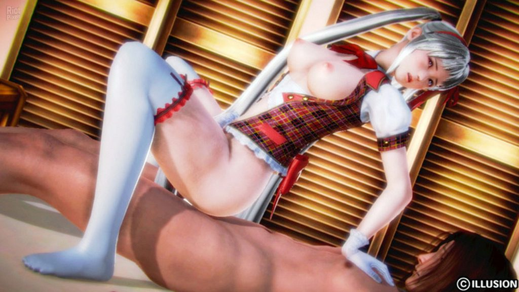 Honey Select gameplay2