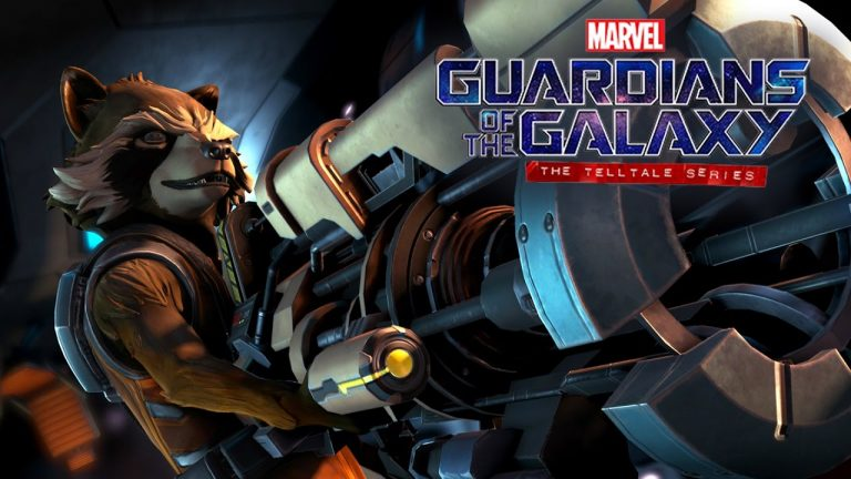 Marvel's Guardians of the Galaxy The Telltale Series cover