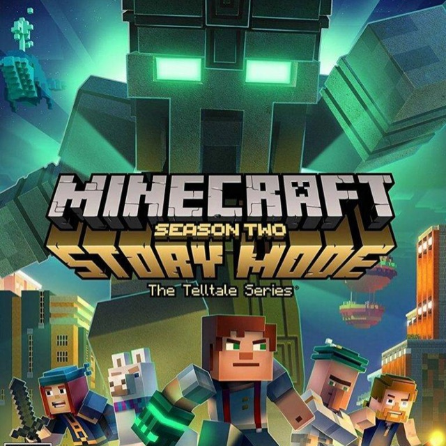 Minecraft : Story Mode – Season 2 : The Telltale Series