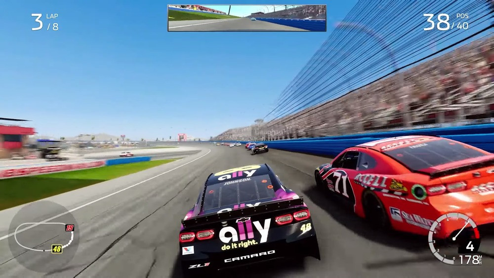 NASCAR Heat 4 Gold Edition gameplay