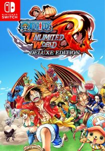 One Piece Unlimited World Red Deluxe Edition cover1