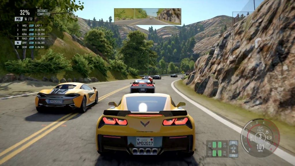 Project CARS 2 gameplay