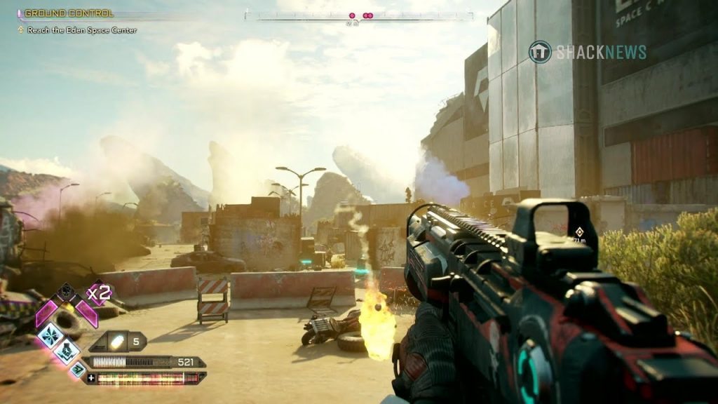 RAGE 2 Deluxe Edition gameplay