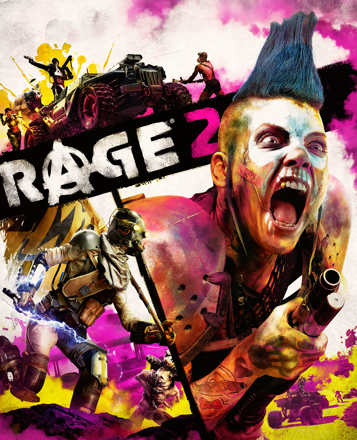 RAGE 2 : Deluxe Edition