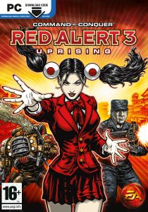 Red Alert 3 Uprising