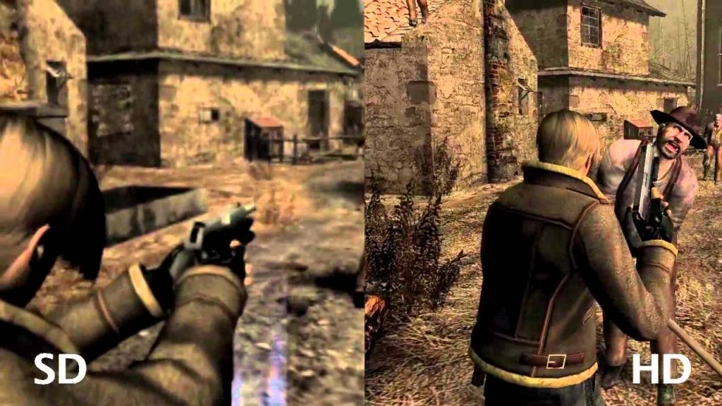 Resident Evil 4 Ultimate HD Edition gameplay