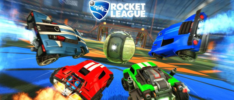 Rocket League cover